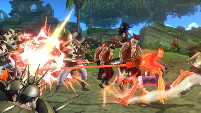 One Piece: Pirate Warriors 2 для ps vita