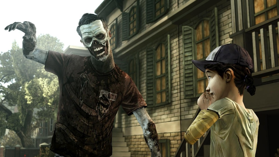 Игра The Walking Dead: A Telltale Games Series