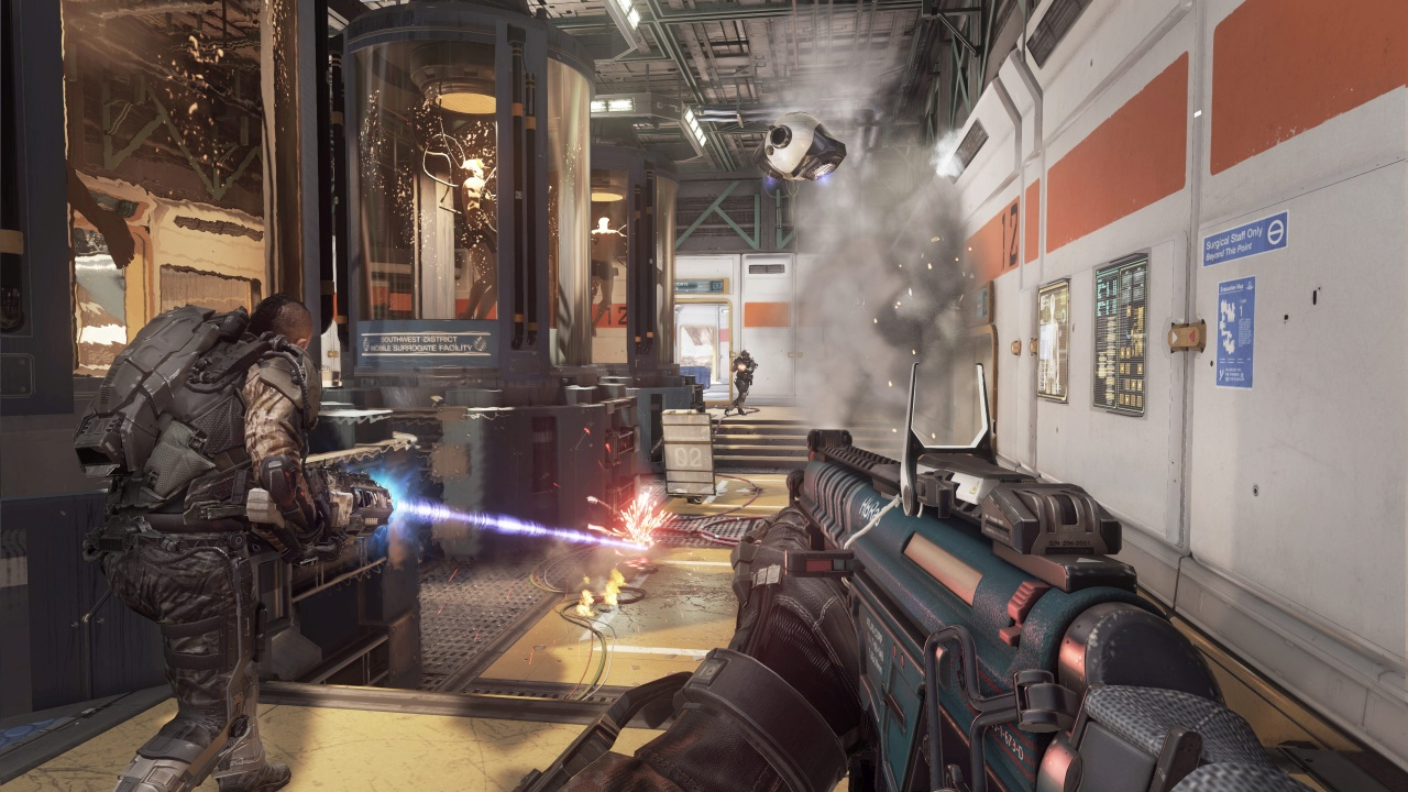 Call of Duty: Advanced Warfare скриншоты