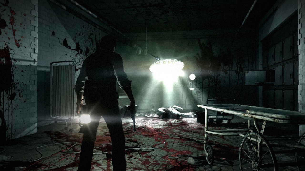 The Evil Within скриншоты