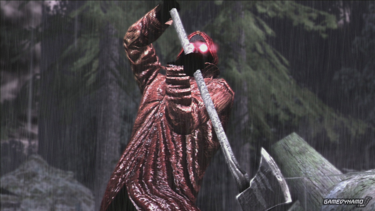 Deadly Premonition: The Director's Cut скриншоты